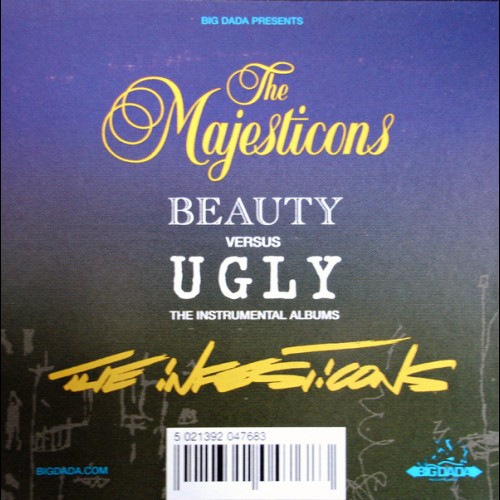 Beauty vs Ugly (The Instrumentals) - The Majesticons
