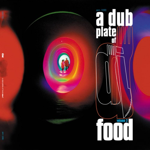 Dub Plates Of Food Vol 2 - DJ Food