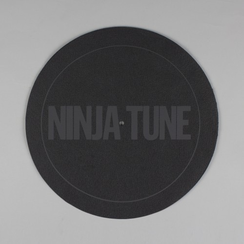 Slipmat (Black) - Ninja Tune