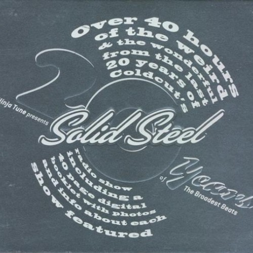 Solid Steel 1988-2008: 20 Years Of The Broadest Beats -