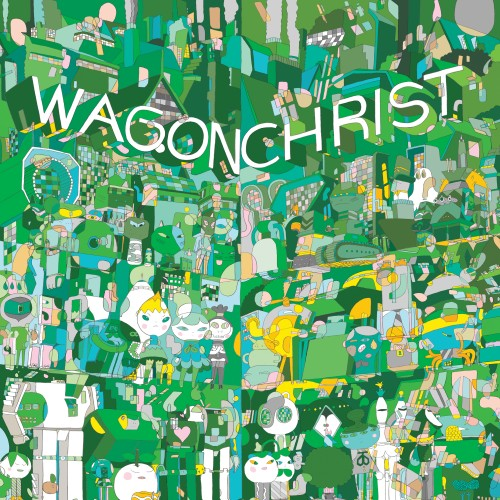 Toomorrow - Wagon Christ